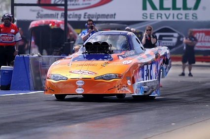 Todd Robertson Eaton Top Alcohol Funny Car For Web