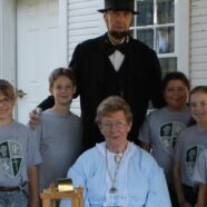 Visit to Historic Lyme Village by 3rd & 4th Grade